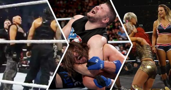 15 Unscripted WWE Mishaps Only Wrestling Superfans Know About