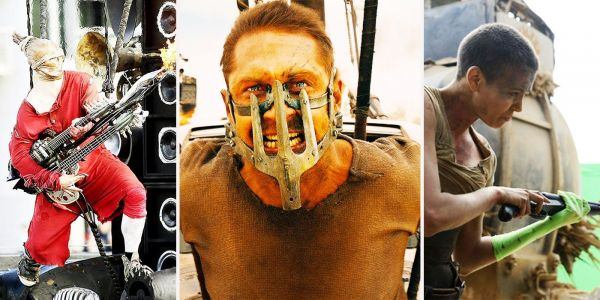 19 Crazy Secrets Behind The Making Of Mad Max: Fury Road