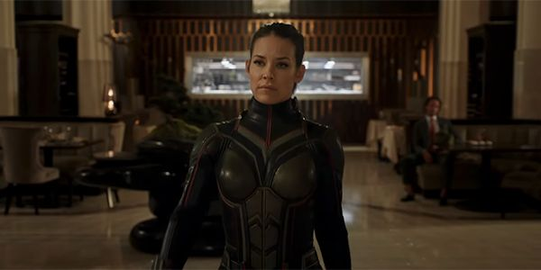 Evangeline Lilly Had To Change Her Eating Habits To Fit In Her Ant-Man And The Wasp Costume