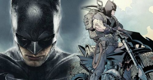 The Batman First Look at the New Batcycle in ActionIn addition