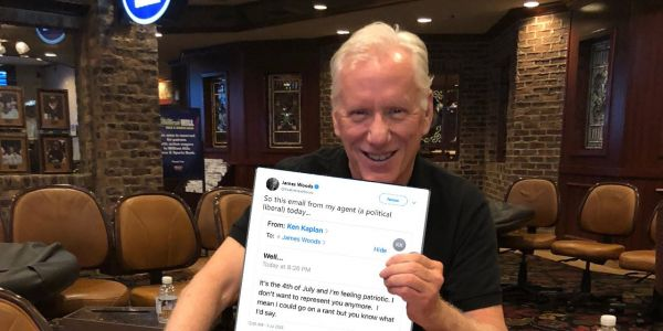 James Woods Dropped By Talent Agent Over Politics
