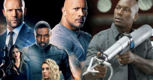The Rock Declares Victory in Hobbs & Shaw Feud While Calling