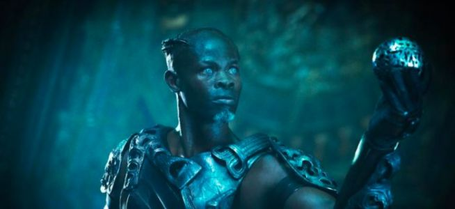 'Charlie's Angels' Reboot Adds Djimon Hounsou As Yet Another Bosley