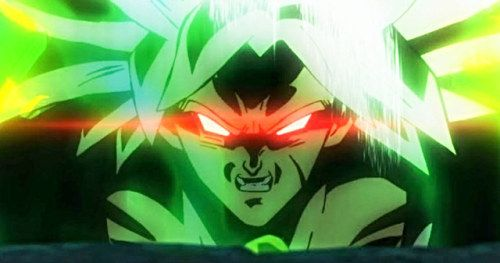 Dragon Ball Super: Broly Trailer Explodes with Intense Anime