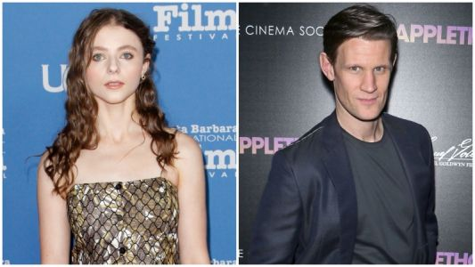 Thomasin Harcourt McKenzie & Matt Smith Join Last Night in Soho