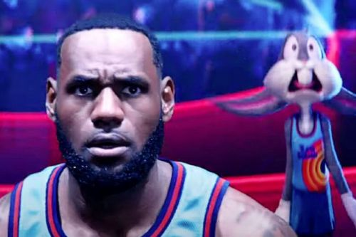HBO Max Debuts First Look At Lebron James In 'Space Jam 2'
