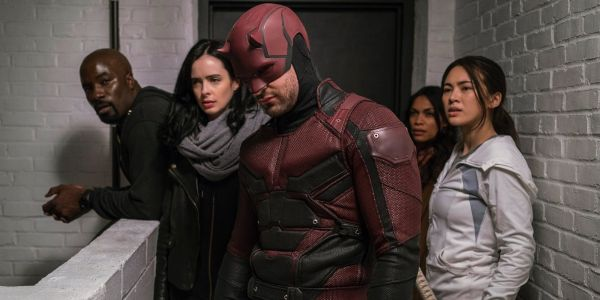 Disney+ Head Says Cancelled Netflix Marvel Shows Are A 'Possibility'