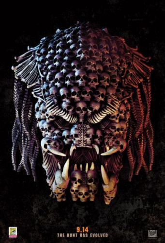The Predator Movie Poster - Predator 4