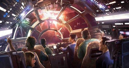 Star Wars: Galaxy's Edge Opens in 2019 at Disneyland &