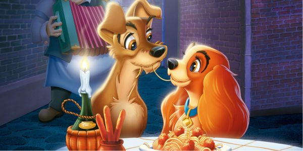 First Look At Disney's Live-Action Lady And The Tramp