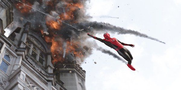 Spider-Man: Far From Home Director Shares Cool Behind-The-Scenes Video Packed With Explosions