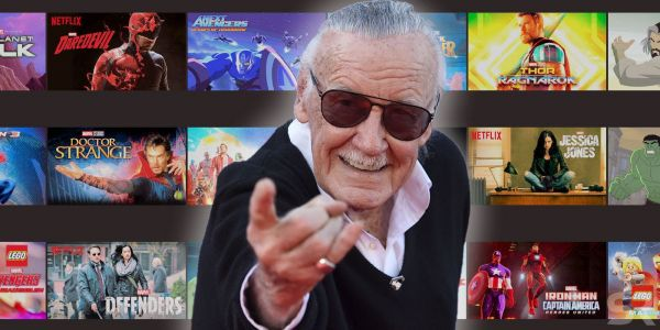 Netflix Has An Awesome Stan Lee Easter Egg