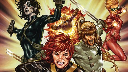 Exclusive Preview: Extermination 3 Sends the X-Men on the Run