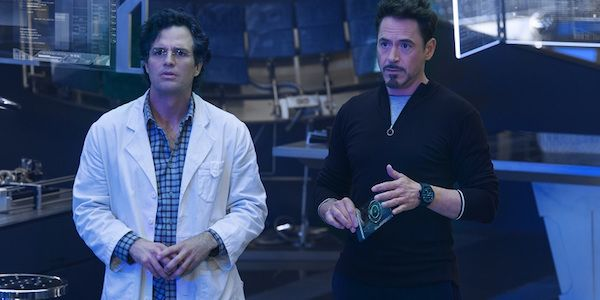 Why Bruce Banner And Tony Stark Are At Odds In Avengers: Infinity War