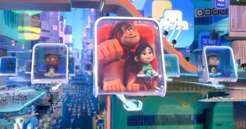 Wreck-It Ralph 2 Preview Teases New Imagine Dragons Music