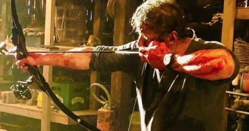 Rambo Is Ready to Kill in Last Blood Behind-the-Scenes