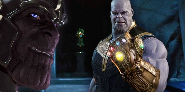Marvel Has Been Teasing Thanos In The MCU Since Thor