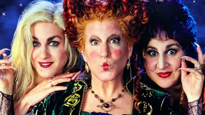 Hocus Pocus Conjures Weekend Box Office Magic Over 2 Decades