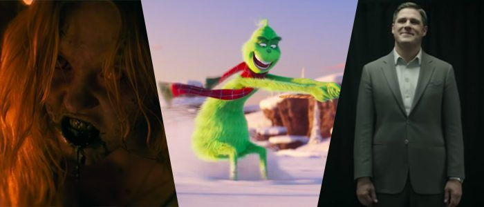 Trailer Round-Up: 'The Grinch', 'A Crooked Somebody', 'Along Came the Devil', 'Ordeal By Innocence', and 'Hollyweed'