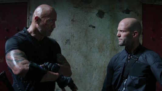 The New Hobbs & Shaw Trailer is Here!