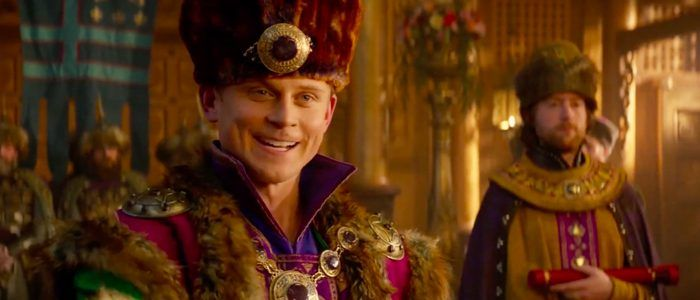 Live-Action 'Aladdin' Spin-Off in Development at Disney+ to Center on Billy Magnussen's Character
