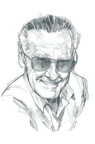 On his birthday, join us in remembering Stan Lee. Happy