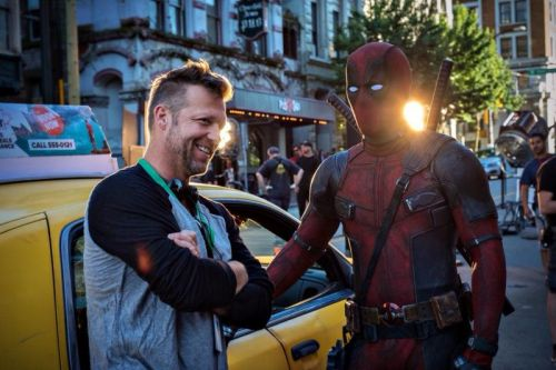 Reynolds Shares Make-a-Wish and Children's Wish Deadpool 2 Photos