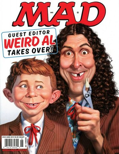 10 Most Iconic MAD Magazine Covers, Ranked