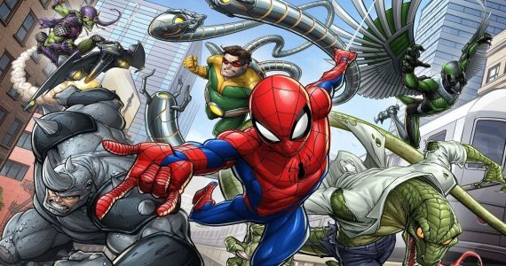 Sony Still Wants to Make Spider-Man Spinoff Movie Sinister Six
