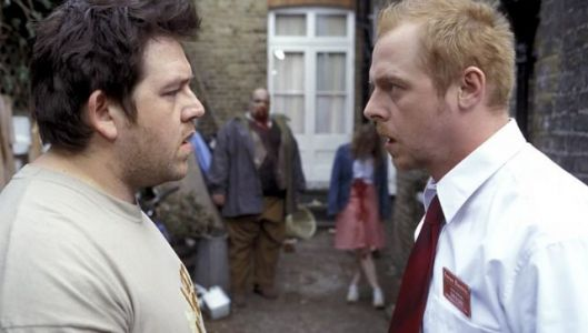 Orion Pictures Lands Rights to Simon Pegg & Nick Frost Horror Pic Svalta