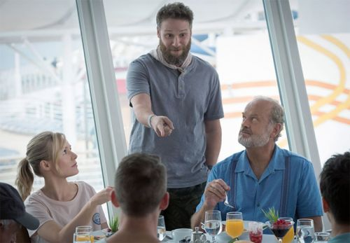 Like Father Trailer With Kristen Bell, Kelsey Grammer & Seth Rogen