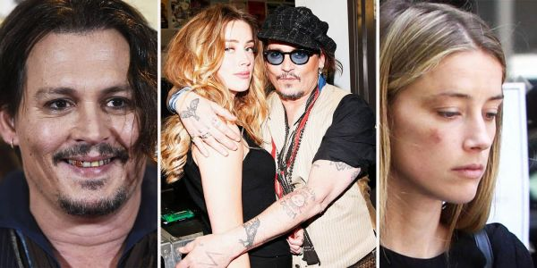18 Crazy Secrets No One Knew About Johnny Depp and Amber Heard's Marriage