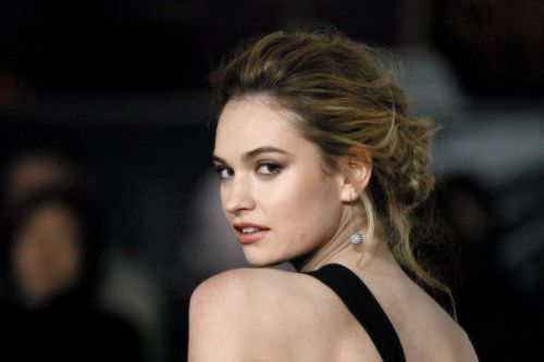 Lily James in Talks to Star in Danny Boyle Film
