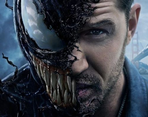 Trailer and Poster of Venom starring Tom Hardy