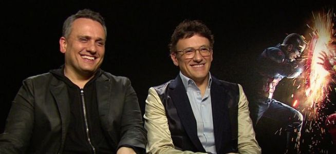 The Russo Brothers Will Have a Hall H Panel at This Year's Comic-Con