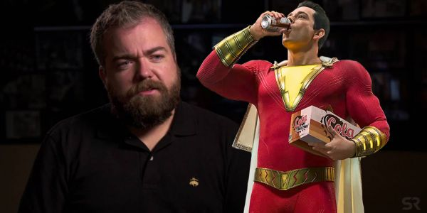 Shazam! Director Offers Behind the Scenes Look At His Cameo