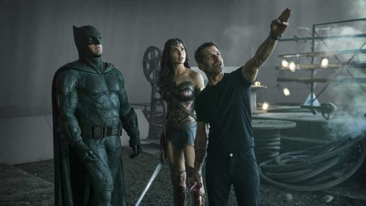 Zack Snyder's Justice League to Start Filming New Footage Next Month!
