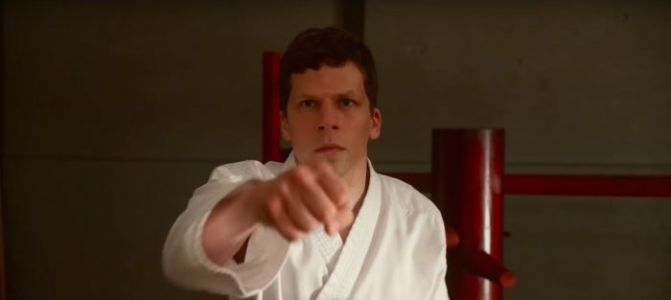 'The Art of Self-Defense' Trailer: Jesse Eisenberg Wants To Protect Himself Against a Dangerous World - And Get Some Fitness