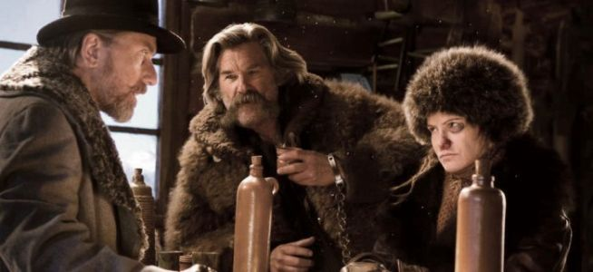 'The Hateful Eight' Extended Version is Now on Netflix.as a Mini-Series?