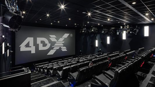 Sony Enters Deal to Release 13 Films in 4DX in 2019
