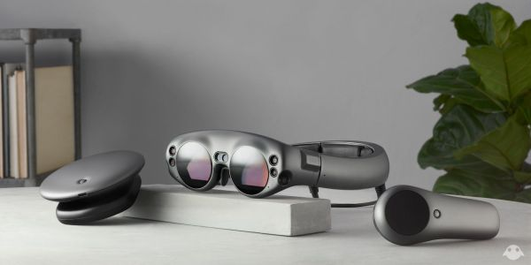 Hands-on With Magic Leap One and Insomniac Games' Seedling