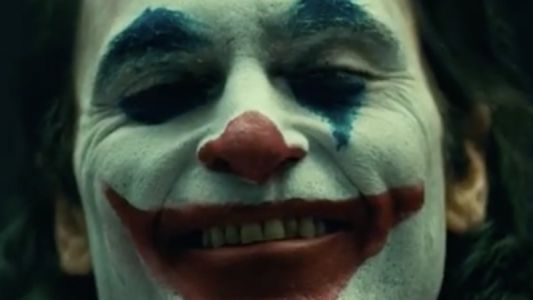 More Joaquin Phoenix as The Joker Set Photos