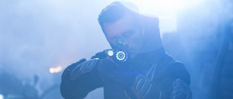 Hulu's 'Future Man' isAll The Time Travel Movies Seth Rogen Loves