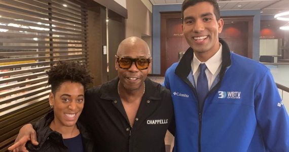 Watch Dave Chappelle Come to the Rescue for One Ripped Off Fan