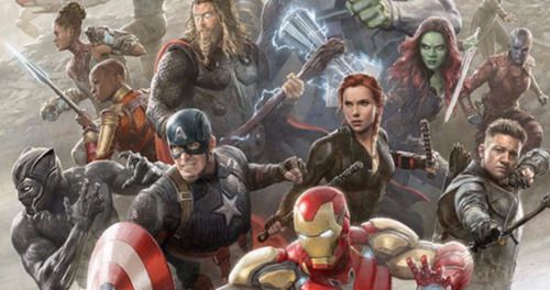 These Avengers: Endgame and Infinity War Posters Are Ultra-Rare