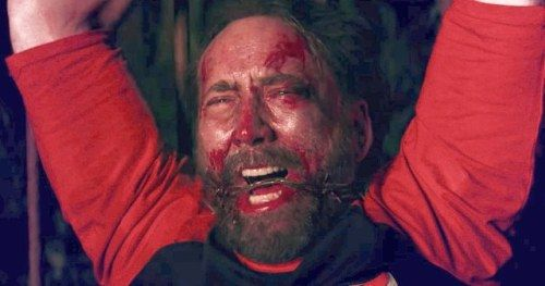 Nicolas Cage Thinks Cage Rage Memes Are Hurting His New Mandy