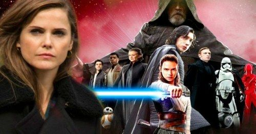 Keri Russell Is Joining 'Star Wars Episode IX' & The Internet Already Has Theories