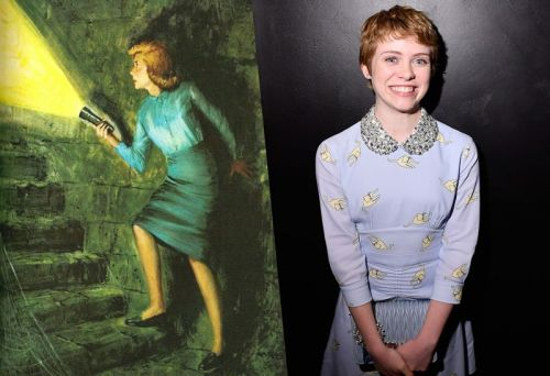 IT's Sophia Lillis to Star in Nancy Drew and the Hidden Staircase