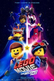 Lambscores: The Lego Movie 2: The Second Part, What Men Want