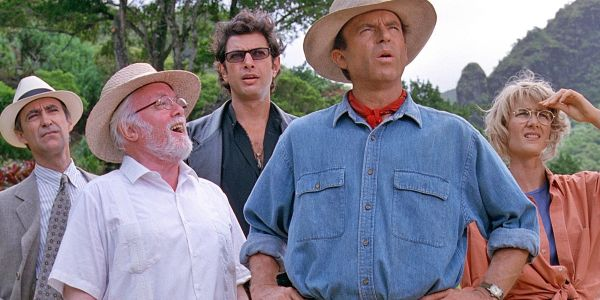 What The Cast Of Jurassic Park Are Doing Now